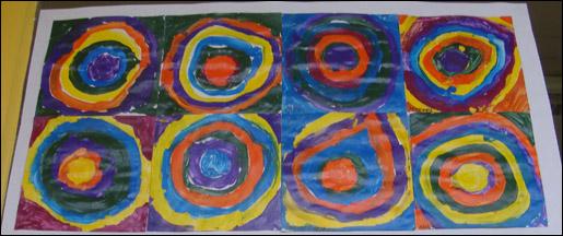 Quelques cercles 1